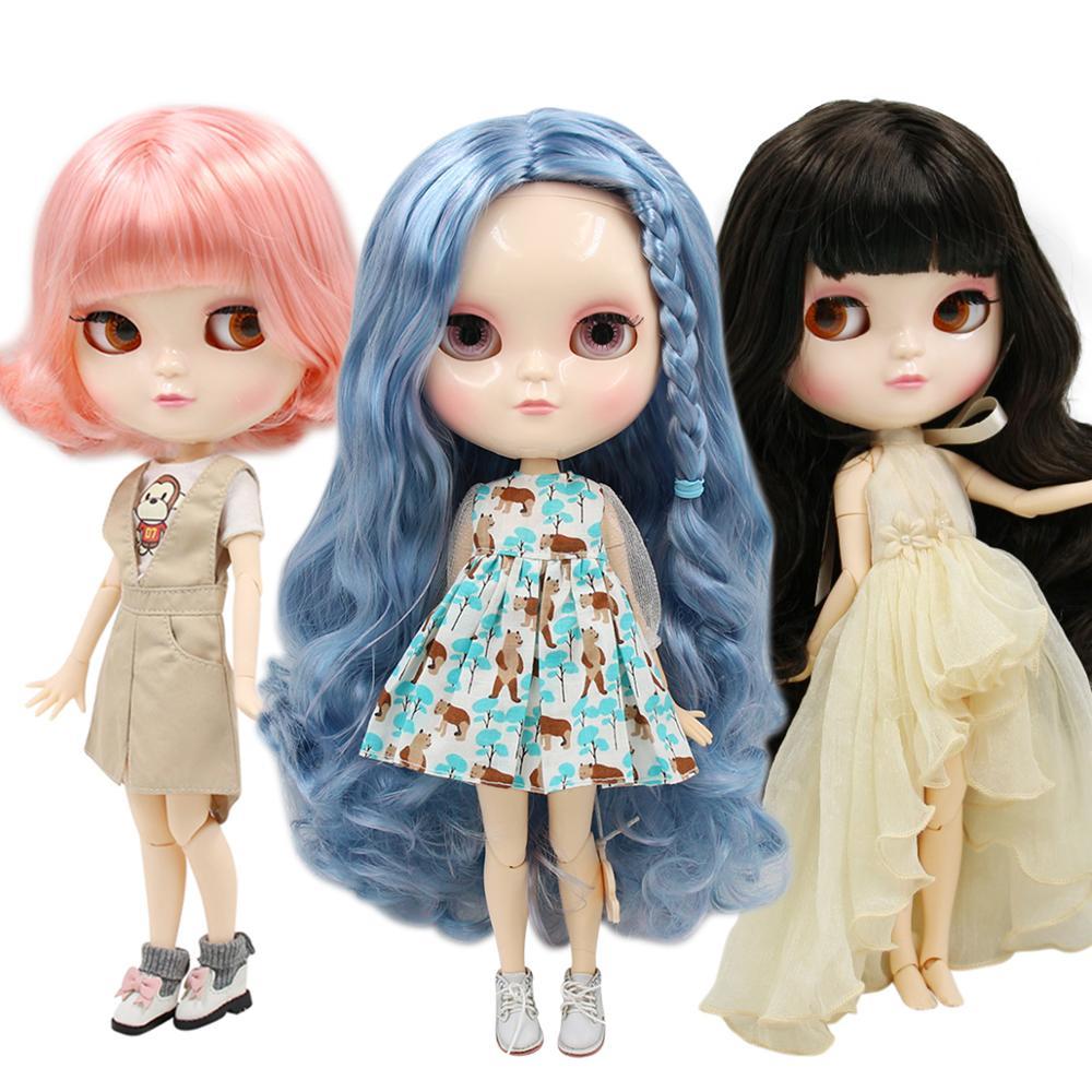 DBS ICY bjd кукла 1/6 игрушка белая кожа A-cup азон тело шарнир 30 см голая кукла