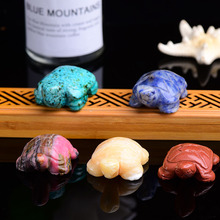 Decoration Crafts Collect Healing Polished Carved Natural Crystal Little 1pc Handmake
