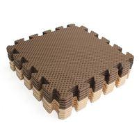 Novo 20x eva puzzle exercício tapete de jogo bloqueio piso telhas macias quantidade: 20 pces Tapete Casa e Jardim -