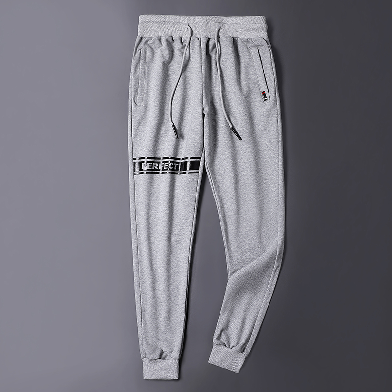 Extra Large L-8XL Sweat Pants Men Autumn Thin Trousers Streetwear Loose Harlan Pants Mens Joggers Track Pants Casual Thin Pants