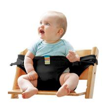 Baby Portable Dinning Chair Safety Belt  Seat Kids Baby Lunch Chair Seat Feeding High Chair Harness Baby Chair Seat