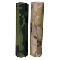 Multicolor 20cm x 150 cm Tactical Elastic self adhesive Camouflage Tape Multifunctional camouflage Tape|tape tape -
