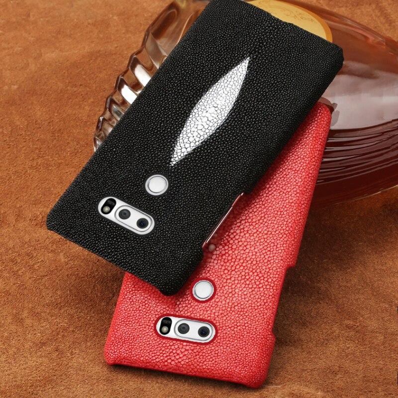 Luxury Phone Case For LG G6 G7 G8s ThinQ G3 G4 G5 V10 V20 V30s V40 V50 Thinq Q6 Q7 Q8 K50 K4 K8 2017 K10 2018 Pearl Fish cover