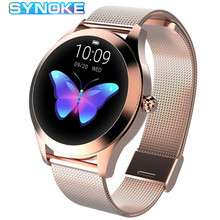 цена на Smart Watch Women Men Heart Rate Blood Sleep Monitoring Bluetooth Waterproof Pedometer Message Reminder Smart Watch Relogio