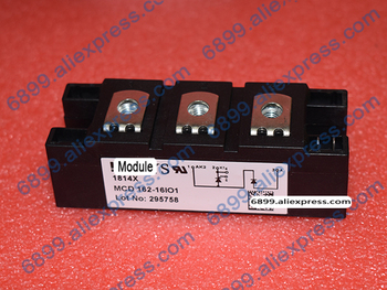 MCD162-16io1 tyrystor SCR moduł prostownik sterowany silikonem 1600 V 190A 5-Pin Y4-M6 waga (typowe w tym śruby) 125g tanie i dobre opinie Fu Li CN (pochodzenie)