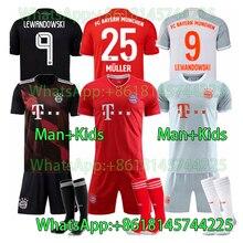 Bayern  maillots football shirt 2020 2021 Munich 4th football shirt MULLER, 2021 LEWANDOWSKI,Football shirt ROBBEN foot shirt