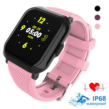 цена на Fitness TrackerSmart Watch  Fitness Watch Heart Rate Monitor Smart Watches  for Android Phones  Swimming Waterproof Smartwatch