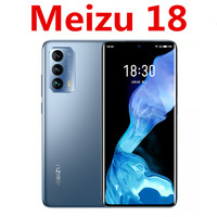"""DHL Fast Delivery Meizu 18 5G Cell Phone 6.2"""" 3200X1440 120hz 12GB RAM 256GB ROM 64.0MP 30W Super Mcharge Snapdragon 888 1"""