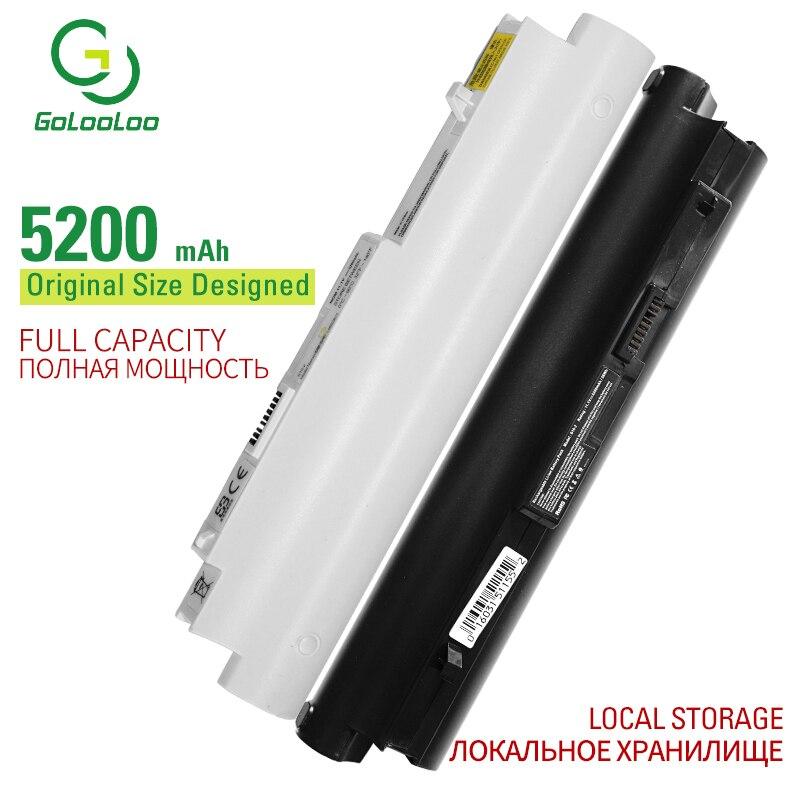Golooloo 6 Cells Laptop Battery For Lenovo IdeaPad S10-2 S10-2c S10-3 S10-3c 55Y2098 55Y9382 57Y6273 57Y6275 L09C3B11 L09C3B12