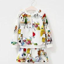 Jungen Mädchen Kleidung Sets Sommer Herbst Mode Kinder Infantil Kinder Kleidung Set Roupas Infantis Menino Baby Tragen Kinder Kleding