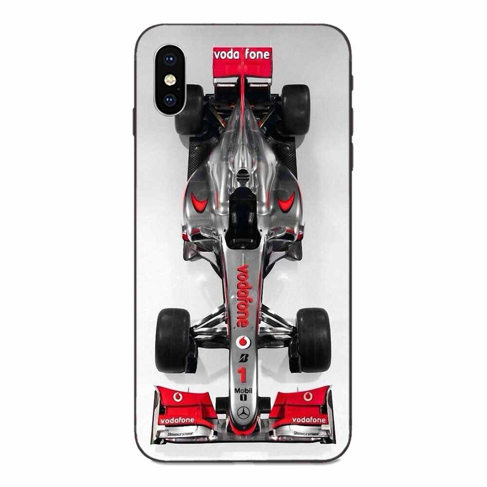 Vodafone Mclaren Mercedes Für Xiaomi Mi Mix Max Hinweis 2 2S 3 5X 6 6X 8 9 9T SE A1 A2 A3 CC9e Lite Spielen Pro F1 Weichen Druck Fall