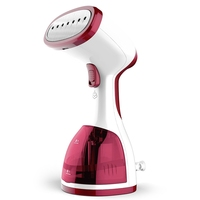 ABRA Garment Steamers Clothes Mini Steam Iron Handheld Dry Cleaning Brush Clothes Household Appliance Portable Travel US Plug