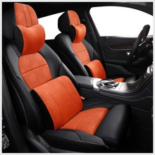 Car-Seat-Covers C-Elysee Citroen 5ls-Seat C4 Picasso Custom Cloth KADULEE for C-Triomph