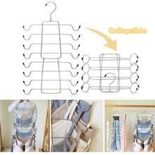 Многослойная вешалка для нижнего белья хранения многофункциональная