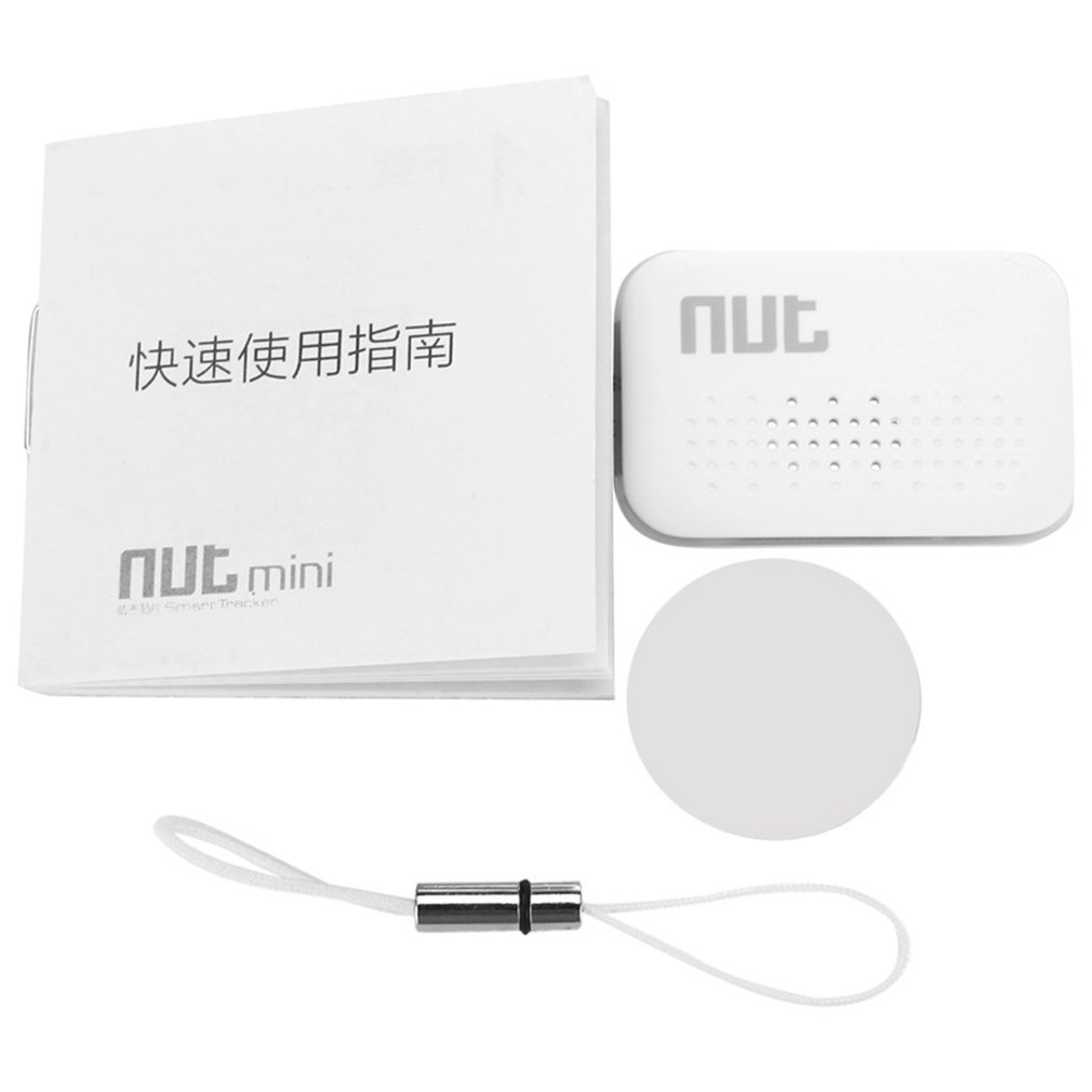 For NUT Mini F6 Smart Tag Bluetooth Tile Tracker Key Finder Locator Anti Lost Found Alarm For Security Protection