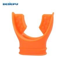 Dedepu силиконовый Прорезыватель для зуб мундштук дайвинга подводного