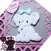 Sail animal baby dies слон кукла love balloon металлические