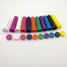 3000 juegos de inhalador Nasal vacío Sticks, aromaterapia inhalador Nasal en blanco, aceite esencial inhaladores nasales de plástico