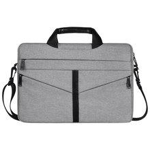 цена на Litthing Laptop Bag 13 14 15 Inch Notebook Laptop Messenger Bag Computer Shoulder Bag Briefcase Case Cover For Macbook