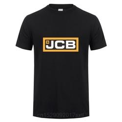 Jcb t-shirts jcb t-shirts camisas masculinas de manga curta jcb t-shirts mans tshirt