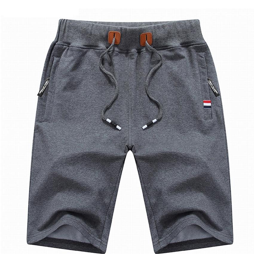 2020 Summer Casual Shorts Men Quality Male Pants Hot Sales Comfortable Cotton Shorts Mens Outwear Pants Short Marque Homme M-5XL