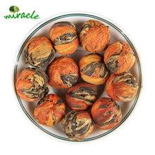 2020 Fengqing Dianhong Black Chinese Tea Handmade Baihexiuqiu Kung Fu Honey Scent Black Chinese Tea 100g/250g/500g