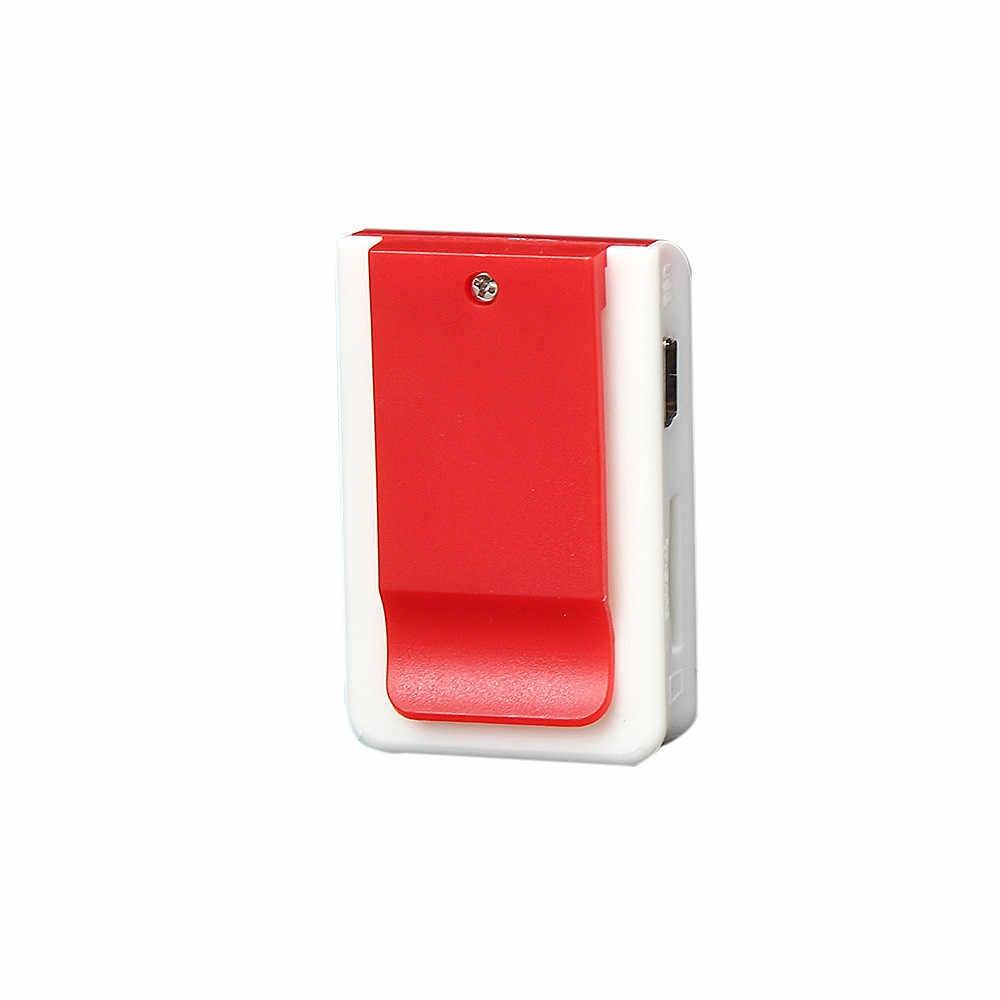 Hifi USB مشغل موسيقى MP3 صغير حامل شاشة LCD مايكرو SD TF بطاقة الرياضة موضة العلامة التجارية الجديدة نمط Rechargeab