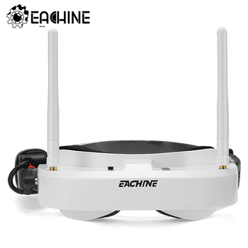 AliExpress - 5SALE:  Eachine EV100 720*540 5.8G 72CH FPV Goggles With Dual Antennas Fan 7.4V 1000mAh Battery RC Drone Spare Part