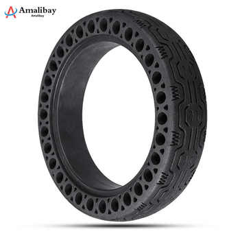 Amalibay Updated Hollow Solid Anti-Explosion Wheel for Xiaomi Mijia Pro M365 Electric Scooter Tires Skateboard Tyre M365 parts - DISCOUNT ITEM  45% OFF All Category