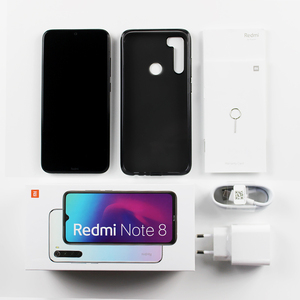 Image 5 - Global Version Xiaomi Redmi Note 8 4GB RAM 64GB ROM Mobile Phone Octa Core 4000mAh Battery 48MP Cam Quich charging Smartphone