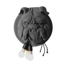 Настенная лампа в скандинавском стиле с изображением животных