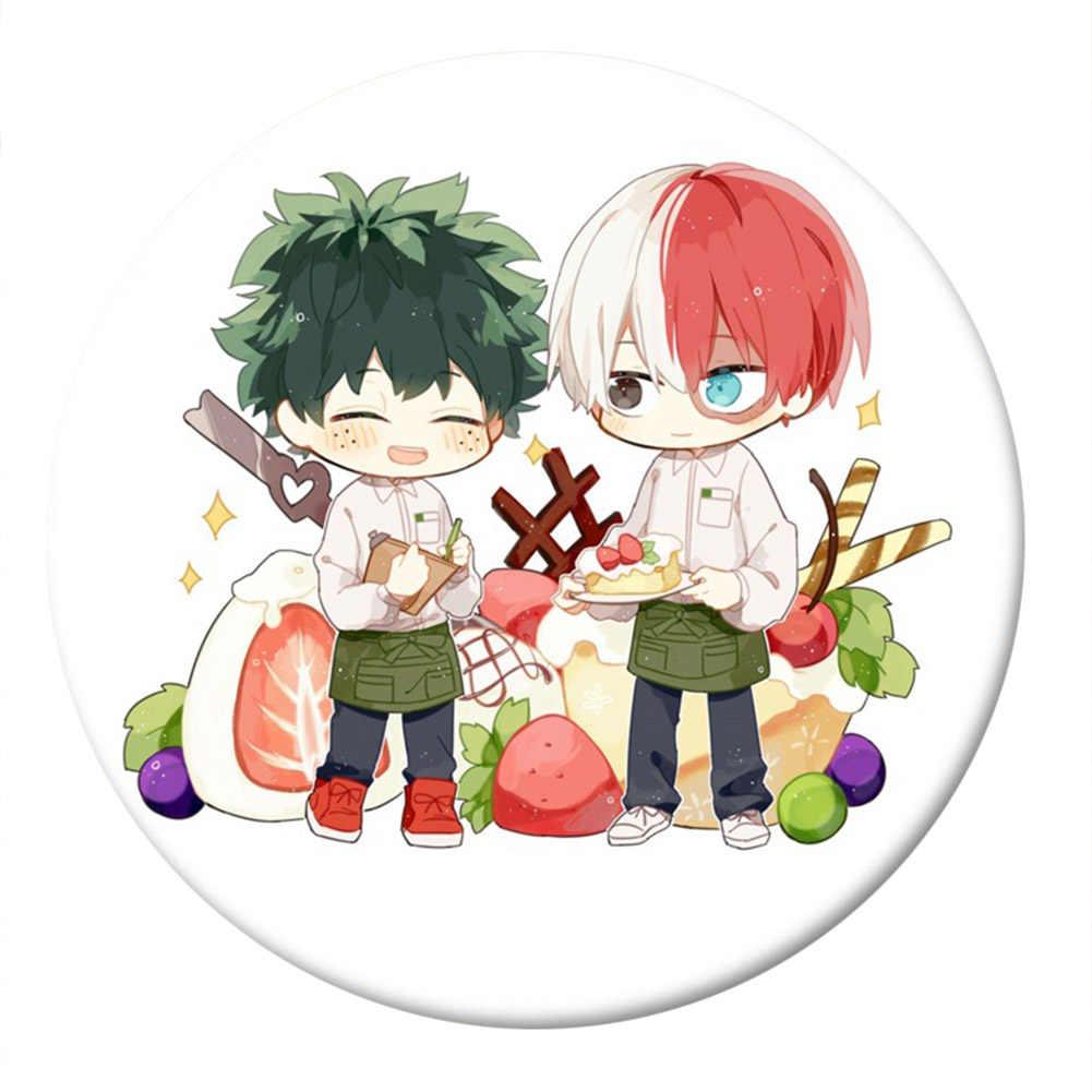 Mode Animetokyo Ghoul Broche Borst Pin Badge Gift Kleding Zak Hoed Decoratie
