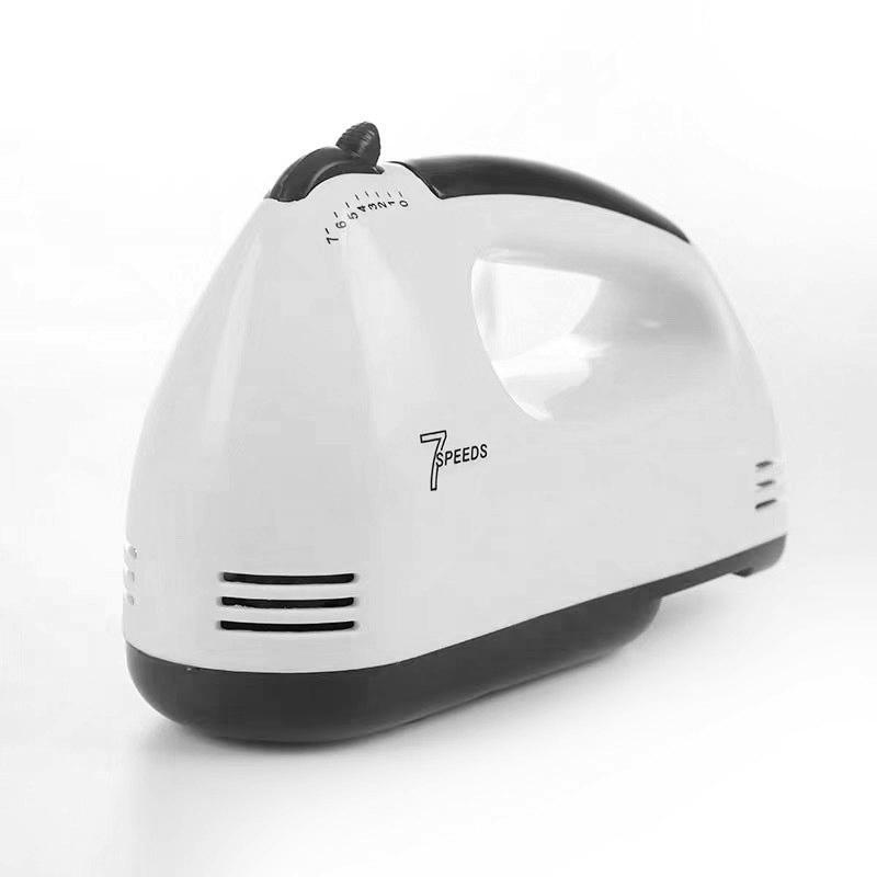 Multifunctional Mini 7 Speed Electric Handheld Mixer Egg Beater Automatic Cream Food Cake Baking Dough Mixer Food Blender
