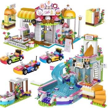 Mainan Blok Rumah Rumahan  1