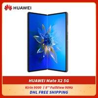 DHL Free Original HUAWEI Mate X2 5G SmartPhone 8'' FullView 90Hz OLED Folded Screen Kirin 9000 Octa Core 50MP Ultra Vision Camer 1