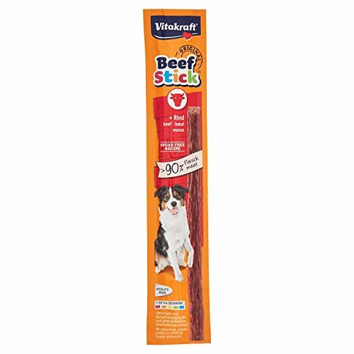 Vitakraft Dog Beef Sticks 12g (Flavour: Beef)