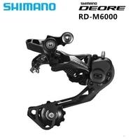 Shimano Deore Rd M60000 M610 Shadow Deflector Traseiros Mountain Bike Mtb Deraileurs 10 M60000 Gs Sgs 20/30 Speed