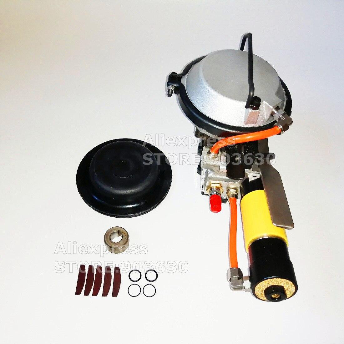 Garanteeritud 100% uus KZ-19 pneumaatiline kombineeritud terasest - Elektrilised tööriistad - Foto 1
