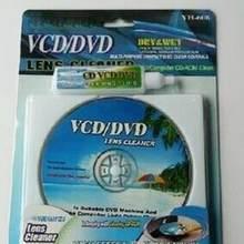 Limpador de lentes de leitor de cd vcd, 1 peça, limpador de lentes, remoção de poeira, líquidos, kit de limpeza, restaurador de disco, imperdível