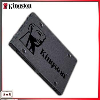 كينغستون SSD 120GB الأصلي SA400S37 ديسكو القرص 240GB 480GB SATA3 2.5 الحالة الصلبة محرك الأقراص الصلبة لعبة القرص الصلب مع العلبة