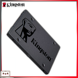 Kingston SSD 120GB Original SA400S37 Disco Disk 240GB 480GB SATA3 2.5 Solid State Drive Notebook Game HDD Hard Drive With Caddy