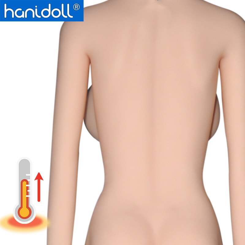 Hanidoll Silicone Sex Dolls Heating Function Customization For Sex Doll