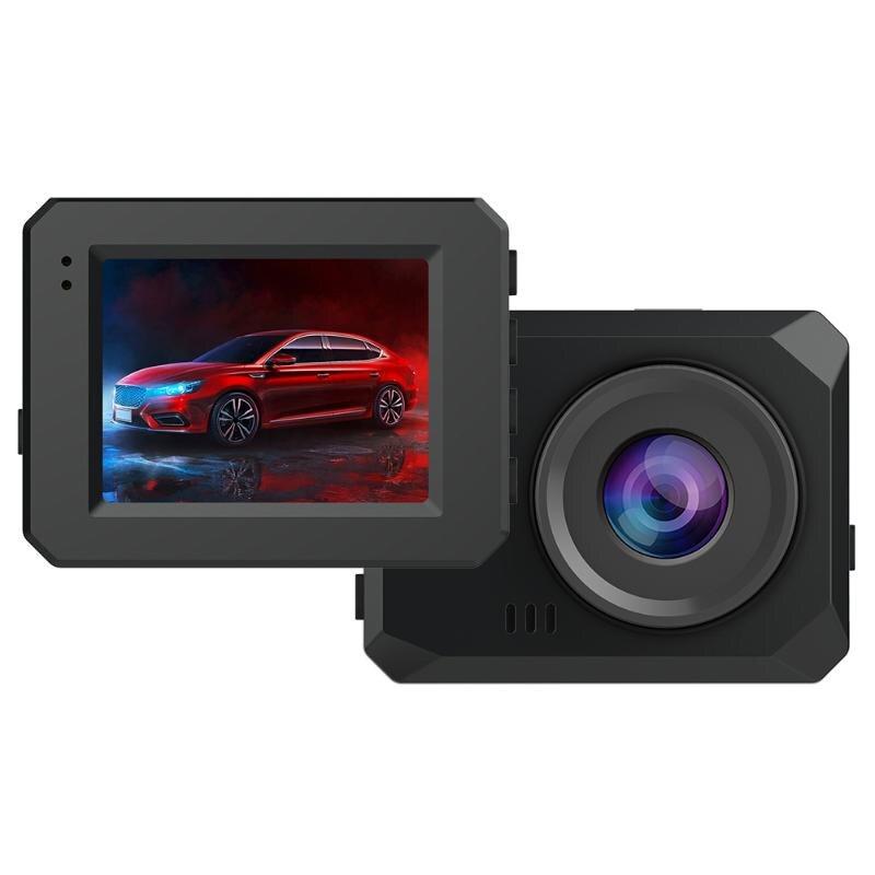 VODOOL C2 FHD 1080P Автомобильный видеорегистратор, приборная панель, камера 2,0 дюйма, мини видеорегистратор, g-сенсор, детектор движения, видеорегис...