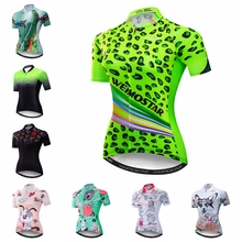 2020 Cycling Jersey women Bike Jersey road MTB bicycle Shirt team Ropa Ciclismo maillot Racing tops female clothes uniform green 2020 cycling jersey women bike jersey road mtb bicycle shirt team ropa ciclismo maillot racing tops female clothes uniform green