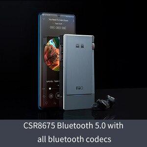 Image 3 - Máy Nghe Nhạc FiiO Q5s Bluetooth 5.0 AK4493EQ DSD Có Khả Năng Đắc & Bộ Khuếch Đại, USB DAC Khuyếch Đại Âm Thanh Cho iPhone/Máy Tính/Android/Sony 2.5Mm 3.5Mm 4.4Mm