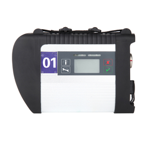 Image 5 - Best Quality Full Chip NEC Relays MB SD Connect Compact 4 MB Star C4 Software 2020.09 Diagnostic tool SD C4 with Wifi (12V+24V)