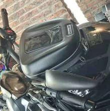Водонепроницаемая сумка для навигатора мотоциклов растягивающаяся
