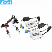 RONAN 12V 55w Fast Start Slim digital xenon HID Ballast AC blocks ignition electronic ballast for HID kit xenon H7 H4 H1 H3 H11