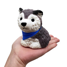 Squishy Toys Squeeze-Toy Stress-Relief Slow Rising Children for Adult Dog 2-Colours