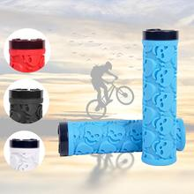 1 pair High quality Bike Bicycle Handlebar Cover Grips Smooth Soft Rubber Handlebar handlebar cover handle bar For Bike MTB 1 pair mtb bike bicycle handle handlebar soft sponge bar grips black